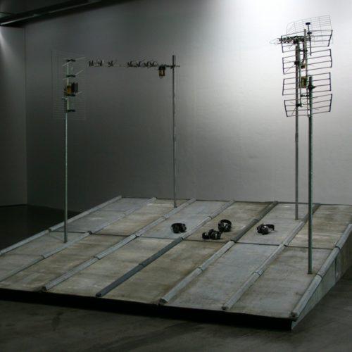 Tin Roof - ZKM - 2007
