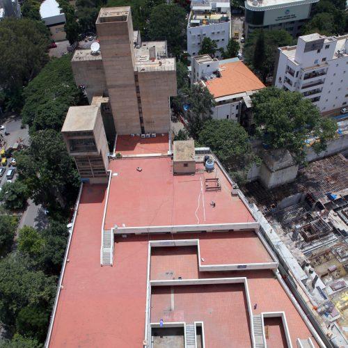 Meander Tapes - Visvesvaraya Towers Bangalore 2019